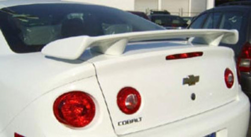 Chevrolet Cobalt 2Dr 2005-2010 Custom Post No Light Rear Trunk Spoiler