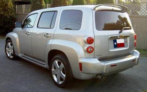 Chevrolet Hhr 2006-2011 Factory Roof No Light Spoiler