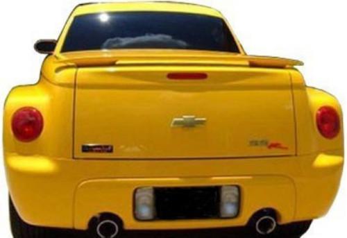 Chevrolet SSR 2004-2006 Custom Post No Light Rear Trunk Spoiler