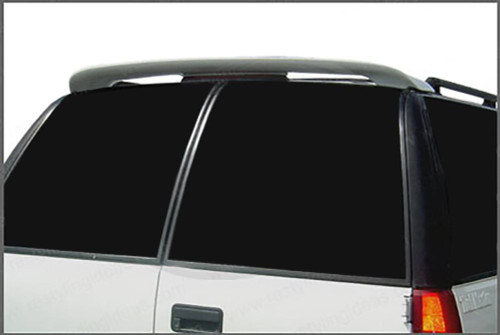 Chevrolet Tahoe 2000-2005 (Not Z71) Custom Roof No Light Spoiler
