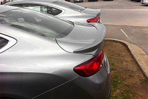 Chrysler 200 2015-2017 Custom Flush No Light Rear Trunk Spoiler