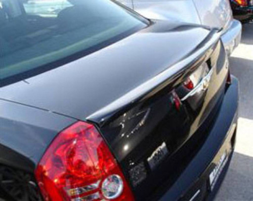 Chrysler 300 2008-2010 Custom Lip No Light Rear Trunk Spoiler