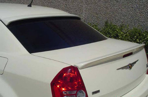 Chrysler 300 2005-2010 Custom Window No Light Spoiler