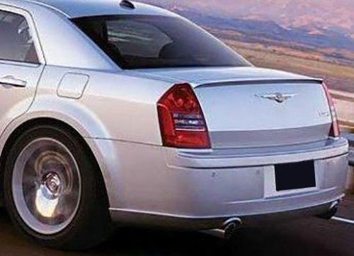 Chrysler 300C Srt-8 2005-2007 Factory Lip No Light Rear Trunk Spoiler
