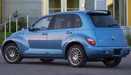 Chrysler Pt Cruiser 2001-2005 Factory Roof No Light Spoiler