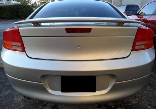 Chrysler Sebring Convertible 1996-2000 Custom Post No Light Rear Trunk Spoiler
