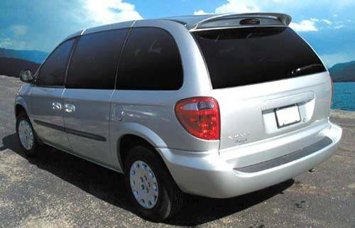 Chrysler Town & Country 2001-2007 Factory Roof No Light Spoiler