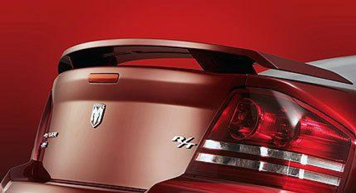 Dodge Avenger 2008-2014 Custom 2Post No Light Rear Trunk Spoiler