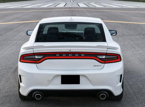 Dodge Charger Hellcat 2011-2014 Factory Flush No Light Rear Trunk Spoiler