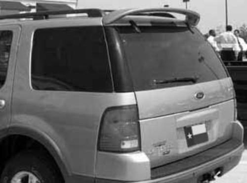 Ford Explorer 2002-2007 Custom Roof No Light Spoiler