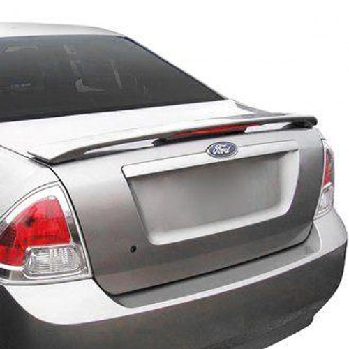Ford Fusion 2006-2012 Factory Post With Light Rear Trunk Spoiler