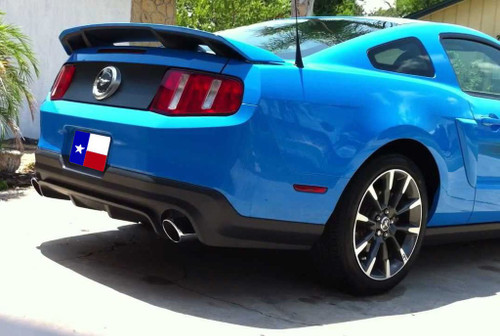 """Ford Mustang Factory 4 Post 2010-2014 """"California Special"""" No LightRear Trunk Spoiler"""