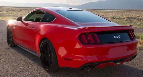 Ford Mustang 2015-2017 Factory Flush No LightRear Trunk Spoiler