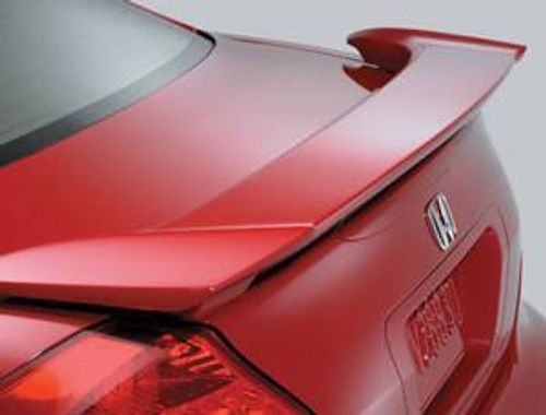 Honda Accord 2-Dr 2006-2007 Factory Post No Light Rear Trunk Spoiler