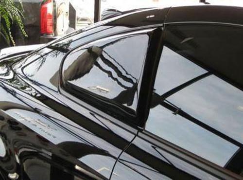 Infiniti G37 Coupe 2008-2013 Custom Side Window No Light Spoiler