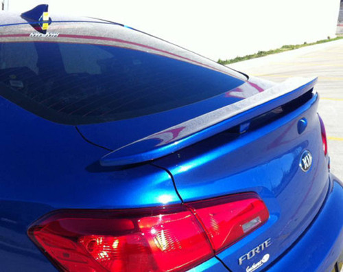 Kia Forte Koup 2014-2016 Custom Post No Lightd Rear Trunk Spoiler