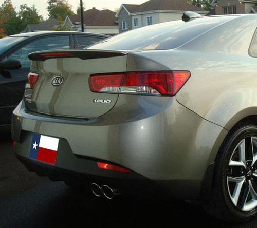 Kia Forte Koup-R 2010-2013 Factory Flush Lighted Rear Trunk Spoiler