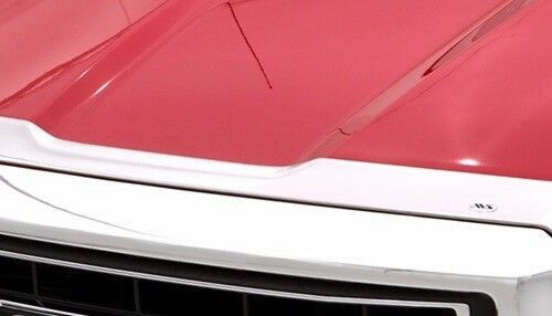 AVS 622012 - Aeroskin Chrome Bug Deflector for Ford F150 1997-2003