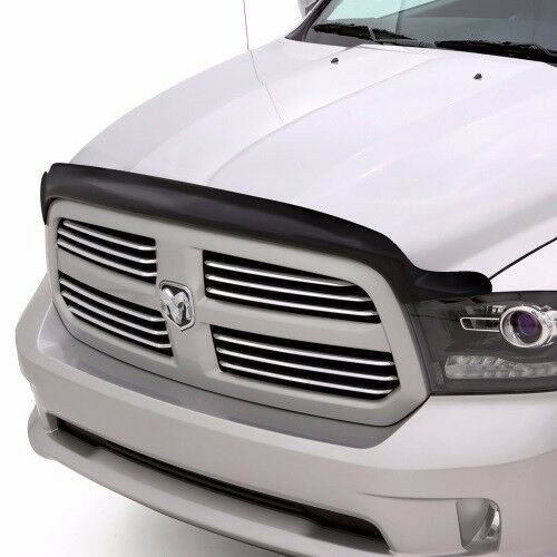 AVS 24503 Bugflector II Smoked Hood Shield for Chevy Colorado 2004-2012