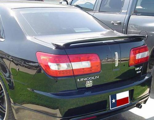 Lincoln Zephyr/MKZ 2006-2012 Custom Post No Light Rear Trunk Spoiler