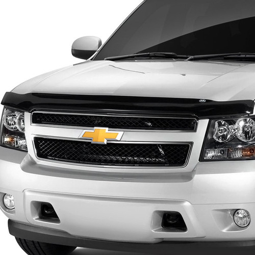 AVS 21554 Hoodflector Smoked Hood Shield for Chevy Colorado 2015-2019