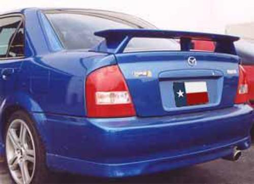 Mazda Protege Mp3 1999-2003 Factory Post LightedRear Trunk Spoiler