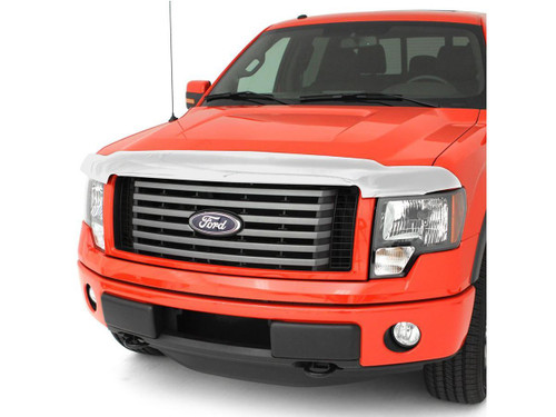 680402 AVS Chrome Hood Shield for Nissan Titan 2004-2015