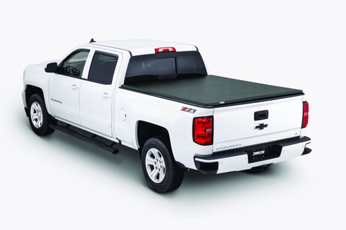 42-314 | TonnoPro Soft Tri-Fold Tonneau Cover for Ford F150 2015-2020 | With 5.5' Bed