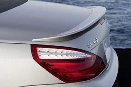 Mercedes SL63 2013-2017 Factory Flush No Light Rear Trunk Spoiler