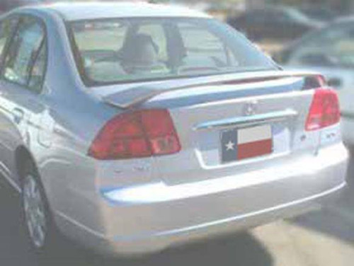 Mercury Milan 2006-2009 Custom 2Post Lighted Rear Trunk Spoiler