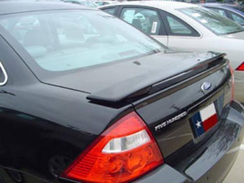 Mercury Montego 2005-2007 Custom Post Lighted Rear Trunk Spoiler