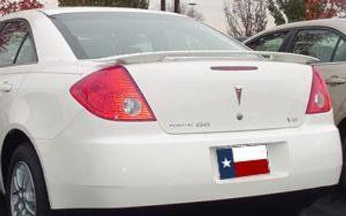 Mercury Montego 2005-2007 Custom Post No Light Rear Trunk Spoiler