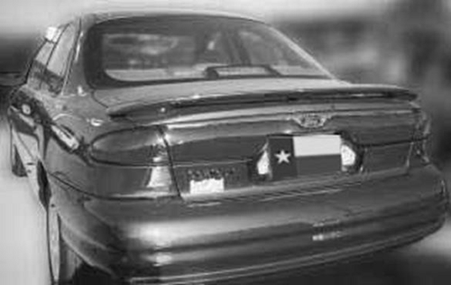 Mercury Mystique 1995-2002 Factory Post Lighted Rear Trunk Spoiler