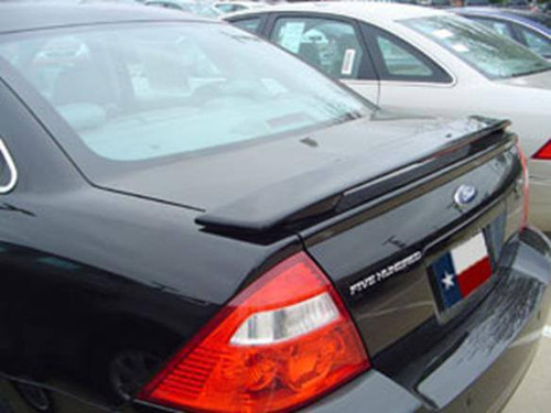 Mercury Sable 2008-2009 Custom Post Lighted Rear Trunk Spoiler