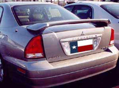 Mitsubishi Diamante 2002-2004 Factory Post Lighted Rear Trunk Spoiler
