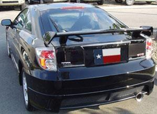 Mitsubishi Eclipse Coupe 2006-2012 Action Package Custom Post No Light Rear Trunk Spoiler