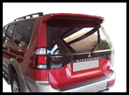 Mitsubishi Montero 2001-2006 Factory Roof No Light Spoiler