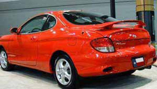 Nissan 350Z Coupe 2003-2008 Custom Post Lighted Rear Trunk Spoiler