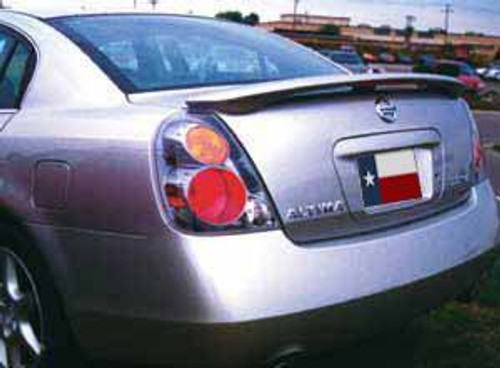 Nissan Altima 2002-2006 Factory 3Post Lighted Rear Trunk Spoiler
