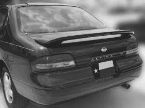 Nissan Altima 1993-1997 Factory Post Lighted Rear Trunk Spoiler
