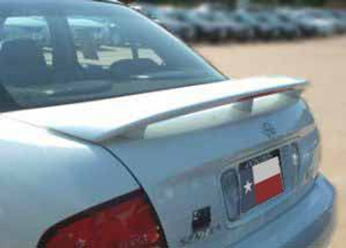 Nissan Sentra 2000-2006 Factory 3Post Lighted Rear Trunk Spoiler