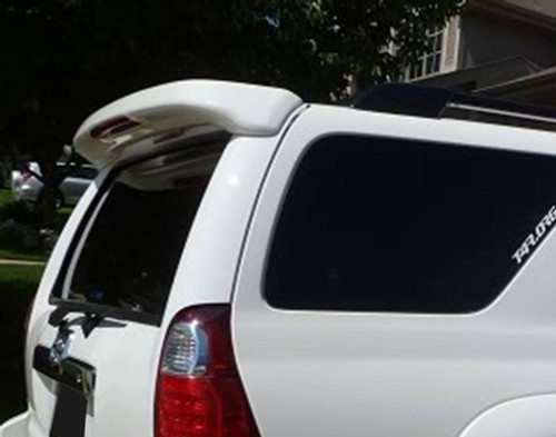 Toyota 4Runner 2003-2009 (Lg) Factory Post Lighted Spoiler