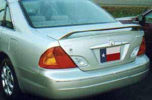 Toyota Avalon 2000-2004 Factory Post Lighted Rear Trunk Spoiler