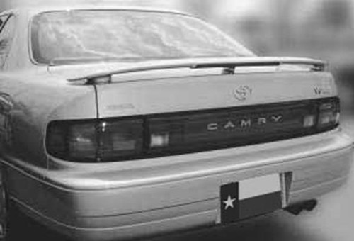 Toyota Camry 1992-1996 Factory Post Lighted Rear Trunk Spoiler