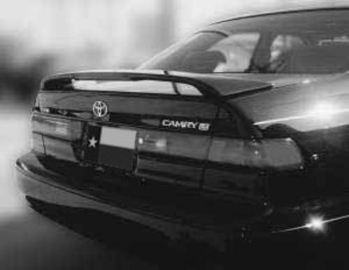 Toyota Camry 1997-2001 Factory Post Lighted  Rear Trunk Spoiler