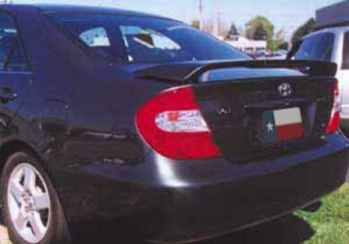 Toyota Camry 2002-2006 Factory Post Lighted Rear Trunk Spoiler