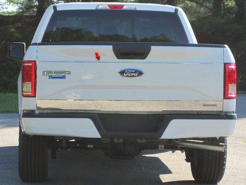 Stainless Steel Chrome Tailgate Accent 1Pc for 2015-2020 Ford F-150 TGI55308