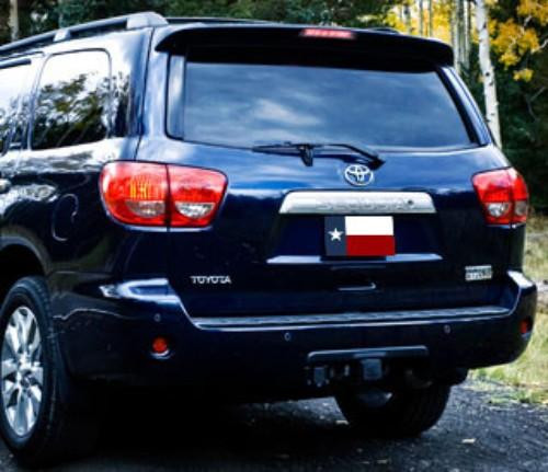 Toyota Sequoia 2008-2011 Factory Roof Lighted Spoiler
