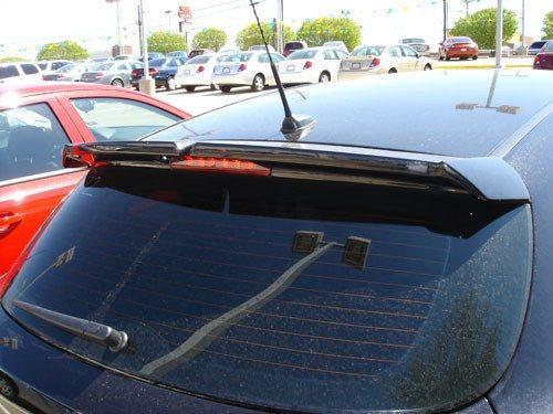 Saturn Astra 3-Dr Hatchback 2008-2010 Custom Roof No Light Spoiler