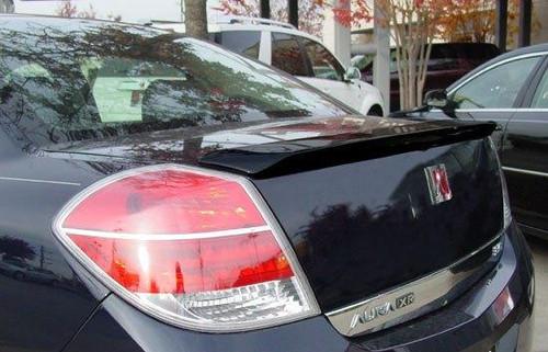 Saturn Aura 2007-2010 (Large) Custom Lip No Light Rear Trunk Spoiler